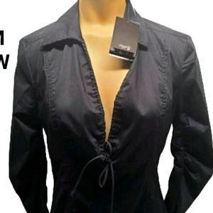(NEW) 🤯 Foxy jean blouse
